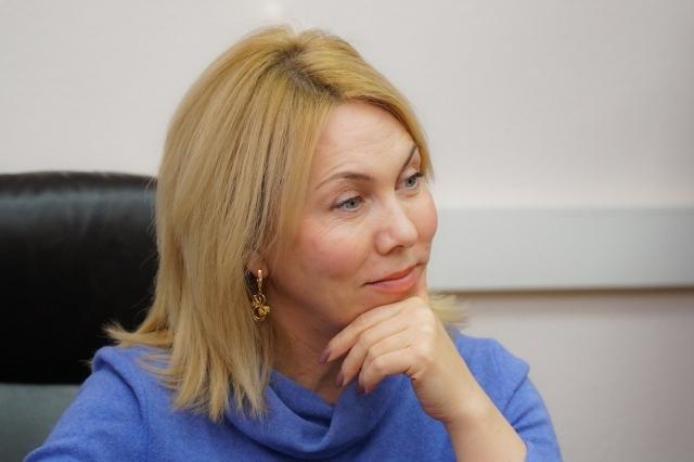 Татьяна Савченко — заместитель председателя правительства Магаданской области