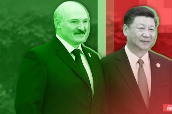 Александр Лукашенко и Си Цзиньпин. Иван Шилов © ИА REGNUM