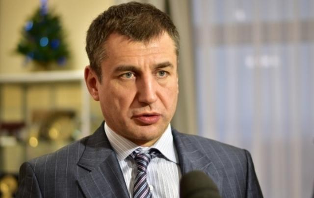 Александр Дятлов — заместитель председателя Архангельского областного собрания депутатов