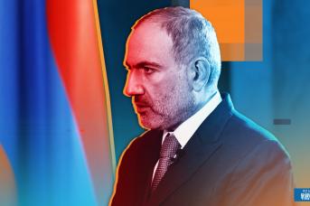 Никол Пашинян. Иван Шилов © ИА REGNUM