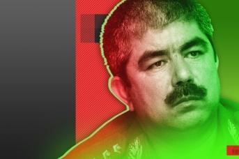 Маршал Дустум. Иван Шилов © ИА REGNUM