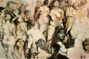 Толпа. 1960