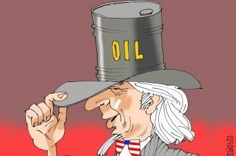 Нефть. Александр Горбаруков © ИА REGNUM