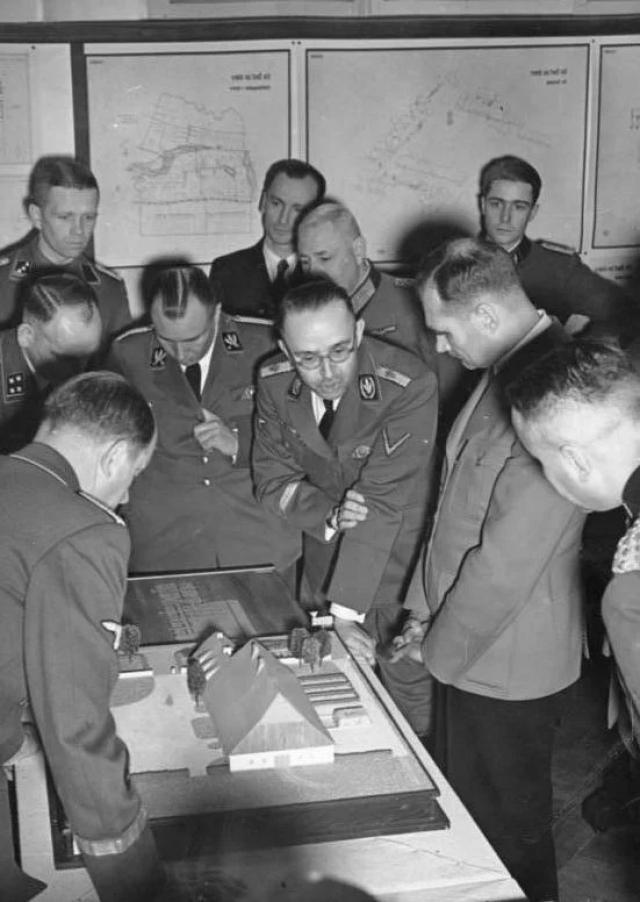 Генеральный план «Ост» — план правительства Третьего рейха по управлению территориями после победы над СССР