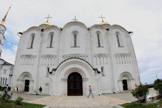 Кафедральный собор Успения Пресвятой Богородицы в городе Владимире