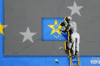 Евросоюз. Иван Шилов © ИА REGNUM