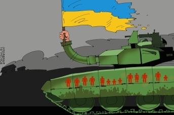 Война на Украине. Александр Горбаруков © ИА REGNUM