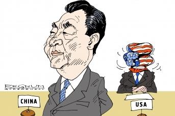 Китайско-американские переговоры. Александр Горбаруков © ИА REGNUM