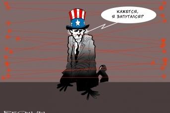 Красные линии (США). Александр Горбаруков © ИА REGNUM