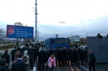 Протест. Белоруссия