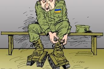 Солдат неудачи, Александр Горбаруков © ИА REGNUM