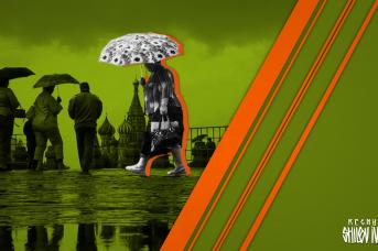 Дождь. Иван Шилов (c) ИА REGNUM