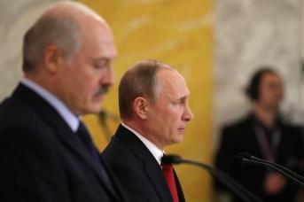 Владимир Путин и Александр Лукашенко , Kremlin.ru