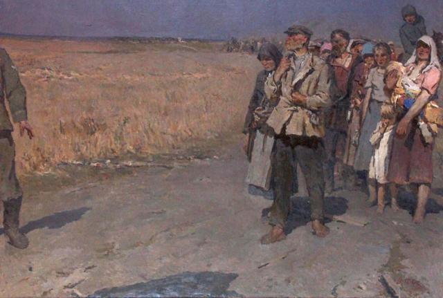Тегин Д.К. В рабство. 1945–1946