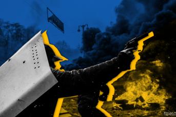 Майдан на Украине. 2014