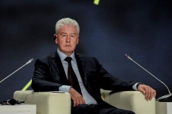 Сергей Собянин. Дарья Антонова © ИА REGNUM