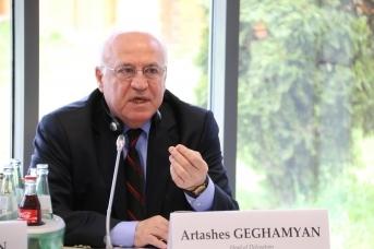 Арташес Мамиконович Гегамян (сс) OSCE Parliamentary Assembly