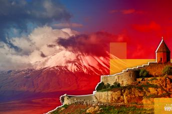 Армения. Иван Шилов © ИА REGNUM