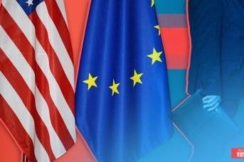 США и Евросоюз. Иван Шилов © ИА REGNUM