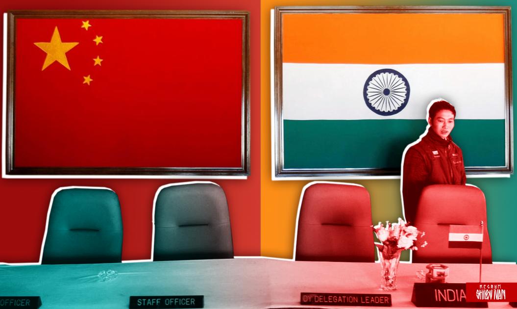 Китай и Индия. Иван Шилов © ИА REGNUM