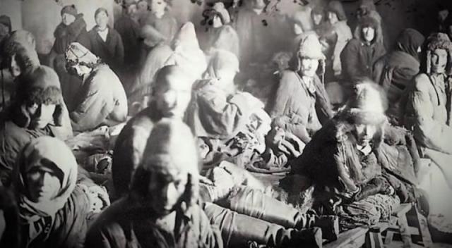 Кадр из фильма «Зұлмат»