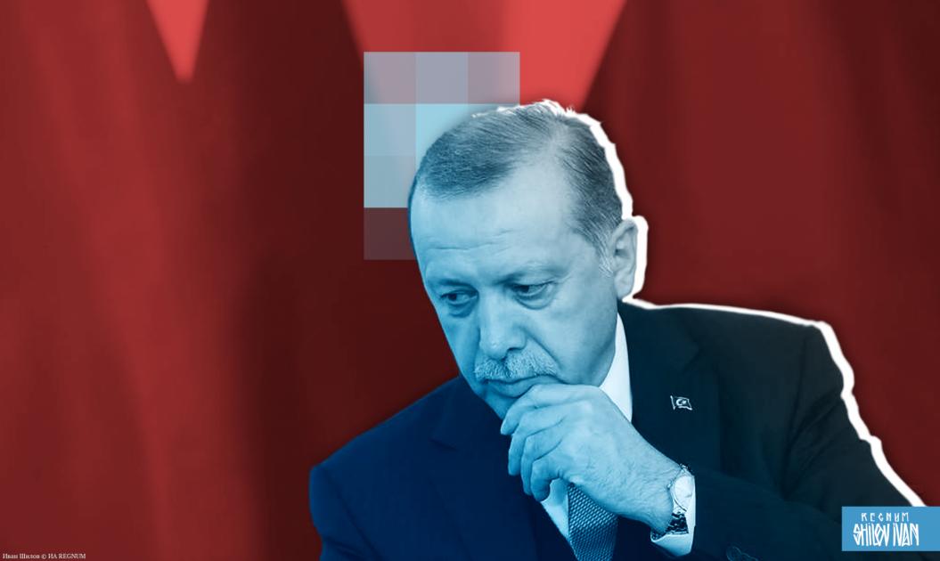Эрдоган. Иван Шилов © ИА REGNUM