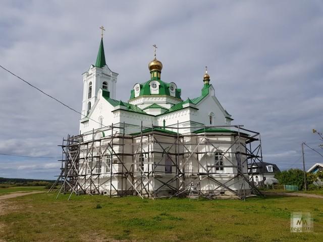 Родина святого Иоанна Кронштадского. Сурский Иоанновский монастырь