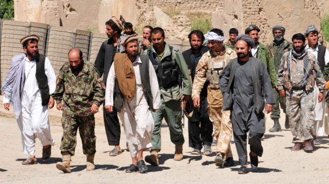 Талибы (запрещенная в РФ организация)