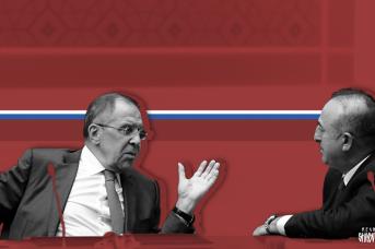 Сергей Лавров и Мевлют Чавушоглу. Иван Шилов © ИА REGNUM