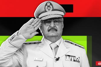 Командующий Ливийской национальной армией Халифа Хафтар. Иван Шилов © ИА REGNUM