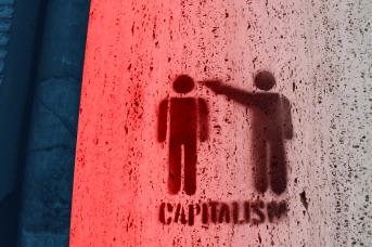 Капитализм. Иван Шилов © ИА REGNUM