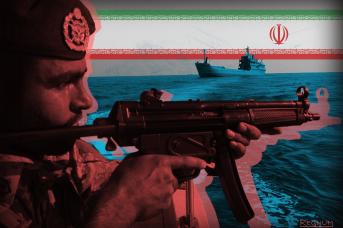 Иран. Противостояние. Военный. Иван Шилов © ИА REGNUM