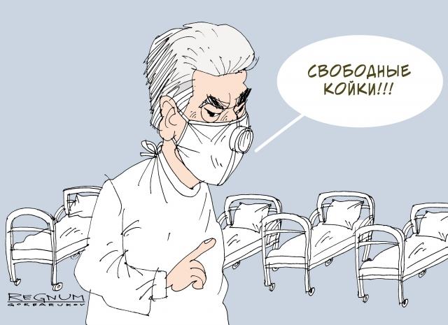 Сергей Собянин. Александр Горбаруков © ИА REGNUM