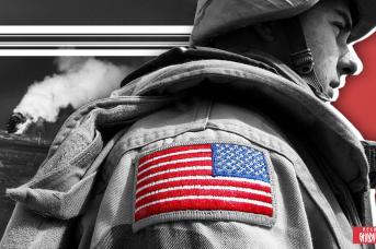 Солдат армии США. Иван Шилов © ИА REGNUM