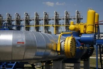 Украинский транзит газа
