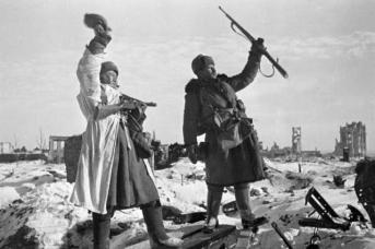 Сталинград. 1943