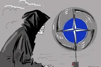 НАТО. Александр Горбаруков © ИА REGNUM