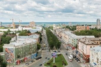 Свердловский район Перми