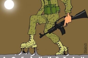 В Афганистане. Александр Горбаруков © ИА REGNUM