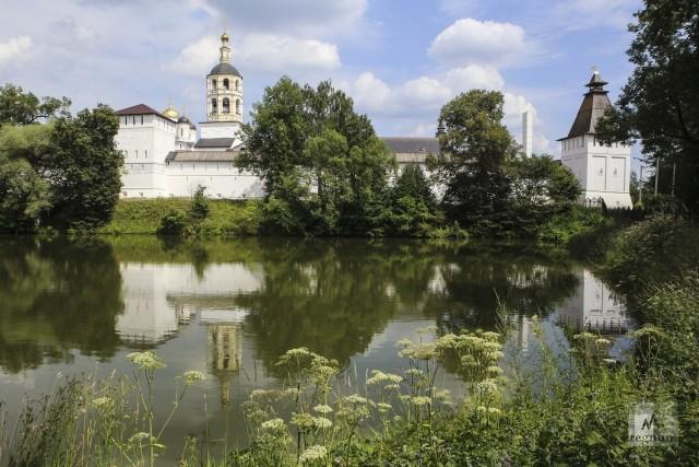 Пафнутьев монастырь. Боровск. Калужская область