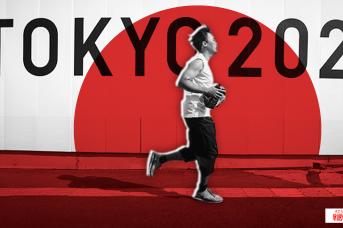 Токио 2020. Иван Шилов © ИА REGNUM