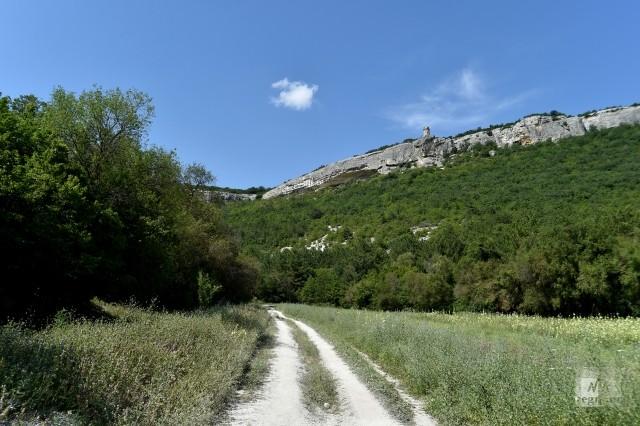 Дорога к монастырю