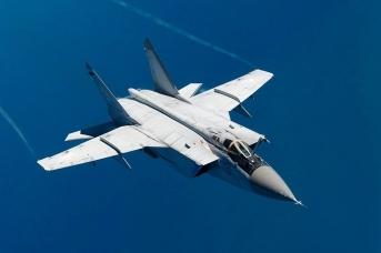МиГ-31. Минобороны России