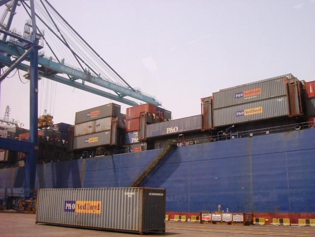 В порту Бендер-Аббас. Иран