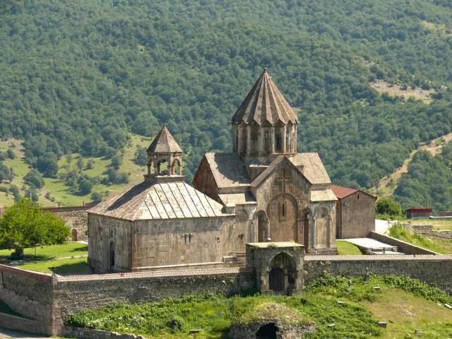 Армянский монастырь Гандзасар. Нагорный Карабах
