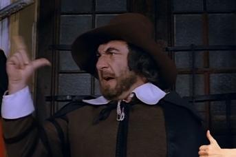 Галантерейщик и кардинал — это сила!  Цитата из к/ф «Д'Артаньян и три мушкетёра». Реж.  Георгий Юнгвальд-Хилькевич. 1978