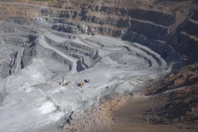 Добыча золота компанией АО «Полиметалл управляющая компания»