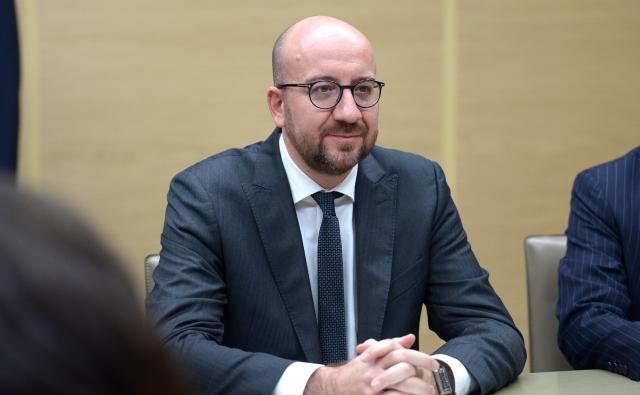 Председатель Евросоюзного совета Шарль Мишель