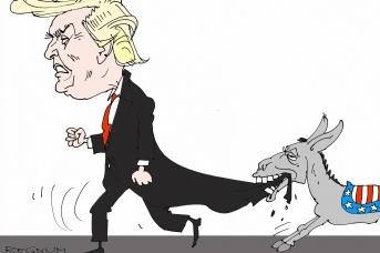 Дональд Трамп. Александр Горбаруков © ИА REGNUM