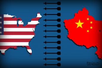 Китай и США. Иван Шилов © ИА REGNUM
